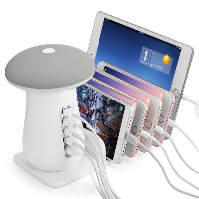 Utorch Q5 Multi-use USB Charging Holder Discount Deal
