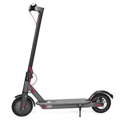 T0 Shockproof Folding Electric Scooter