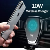 Fast Wireless Car Charger, Qi Wireless Car Charger Mount, 10W Wireless Car Charger Deal