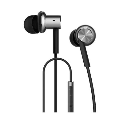 Coupon for Original Xiaomi Hybrid Dual Drivers Wired Control Earphone Headphone With Mic