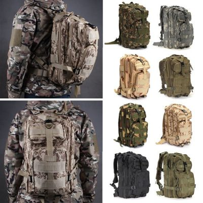 IPRee® 30L Outdoor Tactical Backpack